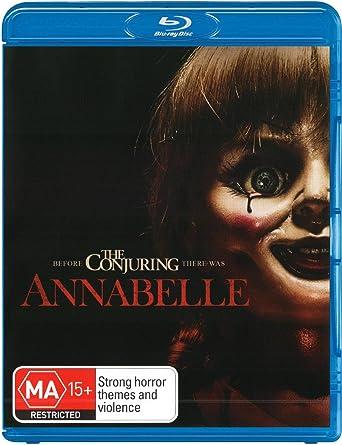 Annabelle (2014) BluRay 1080p 4.1GB [Hindi DD5.1 – English DD5.1] Esub MKV