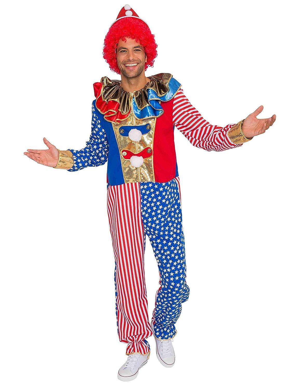 MAGIC BY FROTDYS Overall Clown USA XXL/XXXL