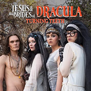 Image result for jesus and the brides of dracula