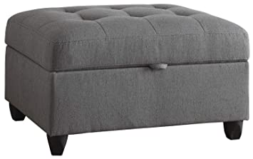 Groovy Coaster 500414 Co Stonenesse Storage Ottoman In Gray Ibusinesslaw Wood Chair Design Ideas Ibusinesslaworg