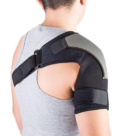 Amazon.com: Shoulder Brace for AC Joint & Tendinitis. Shoulder ...