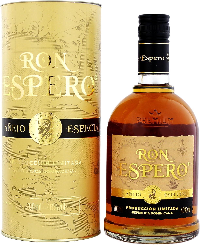 Espero Anejo Especial Rum - 700 ml: Amazon.es: Alimentación ...