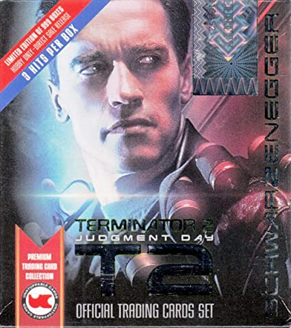 Terminator 2 base base set by Unstoppable cards