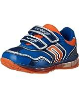 Geox B TODO BOY A - zapatillas de running de material sintético Bebé-Niñas