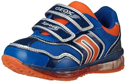 Geox B Todo Boy A - Zapatillas de Running de Material sintético Bebé-Niñas: Amazon.es: Zapatos y complementos