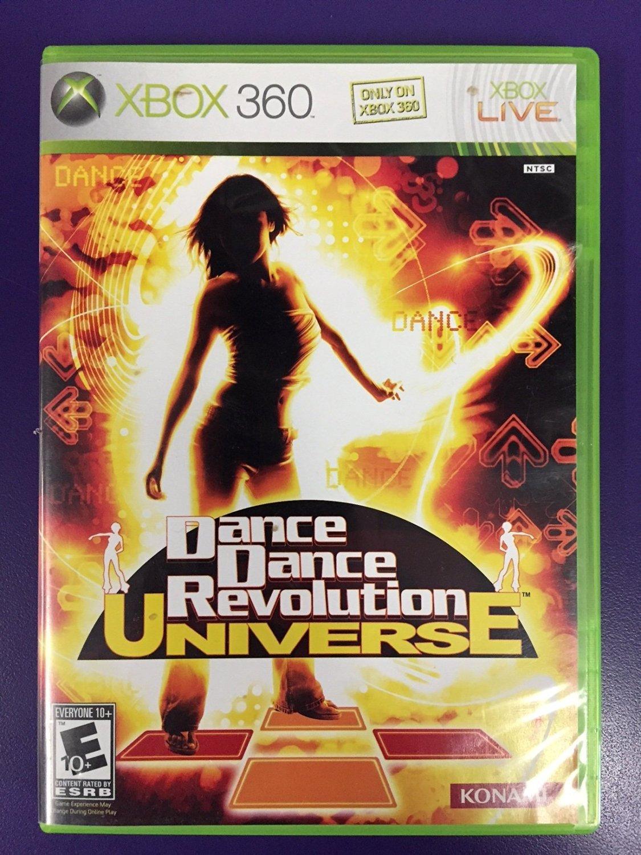 Xbox 360 Dance Dance Revolution DDR Original Konami Dance Pad by Xbox 360 Dance Dance Revolution Dance Pad