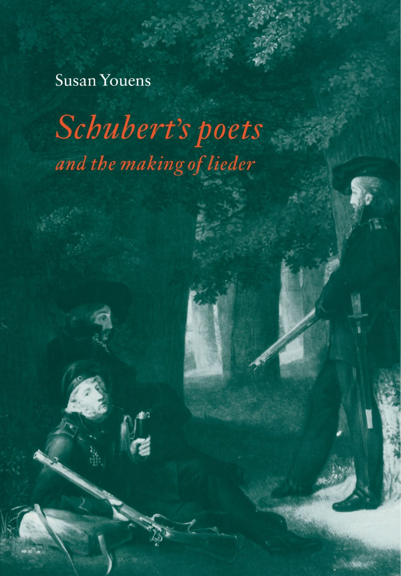 Schubert's Poets and the Making of Lieder by Brand: Cambridge University Press
