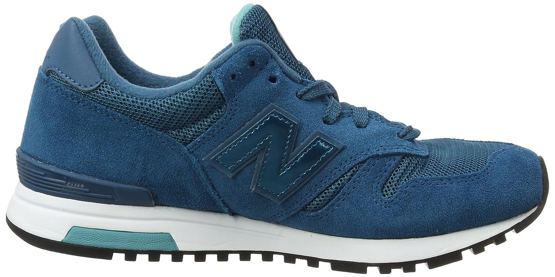 New Balance Damen Wl565 Laufschuhe Blau (Teal)