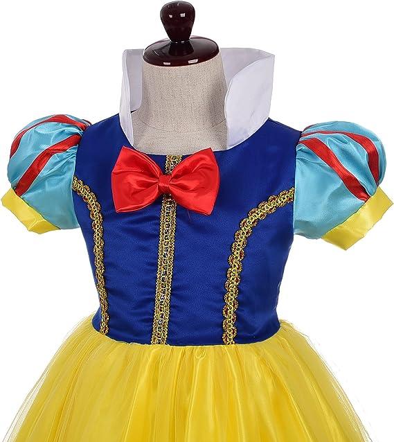 Amazon.com: Disfraz de princesa de Lito Angels para niñas ...