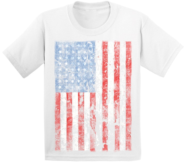 767b5bdf Top1: Awkward Styles Awkwardstyles Youth American Flag Distressed T-Shirt  4th July Shirt + Bookmark