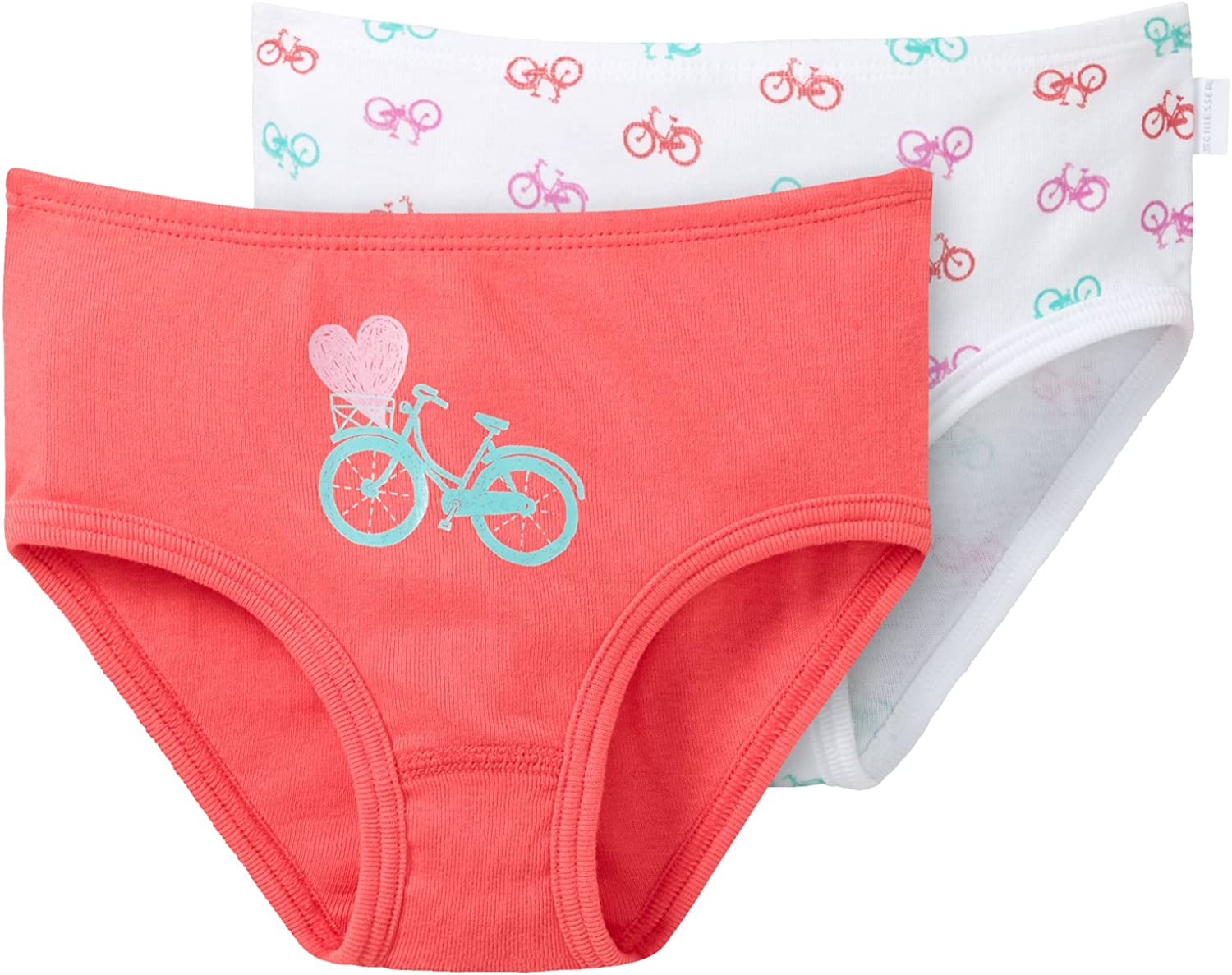 Pack of 2 Schiesser Girls Knickers