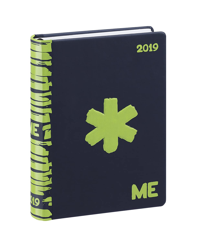 Amazon.com : Agenda Me - My Evolution Blue, Symbol Blu ...