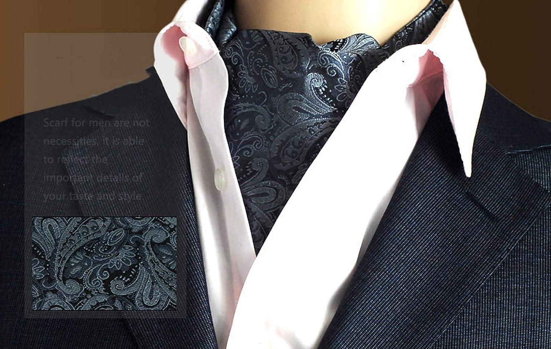 Mitta Yane men neckties Formal del pañuelo Ascot Ser Caballero ...