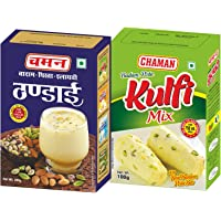 Combo Pack of Thandai (200g) N Kulfi (100g)