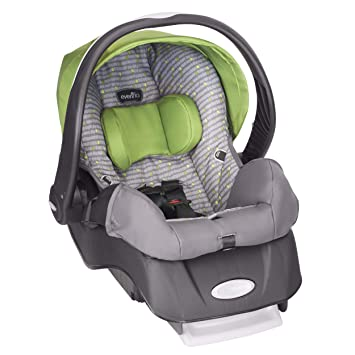 Evenflo Embrace Select Infant Car Seat Meadow