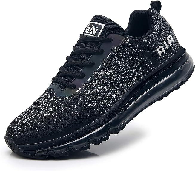 Torisky Zapatillas Deportivoas Hombre Mujer Air Zapatos de Deporte Running Sneakers Correr Gimnasio Casual: Amazon.es: Zapatos y complementos