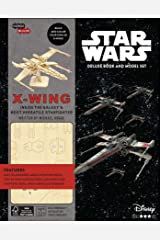 IncrediBuilds: Star Wars: X-Wing Deluxe Book and Model Set Hardcover