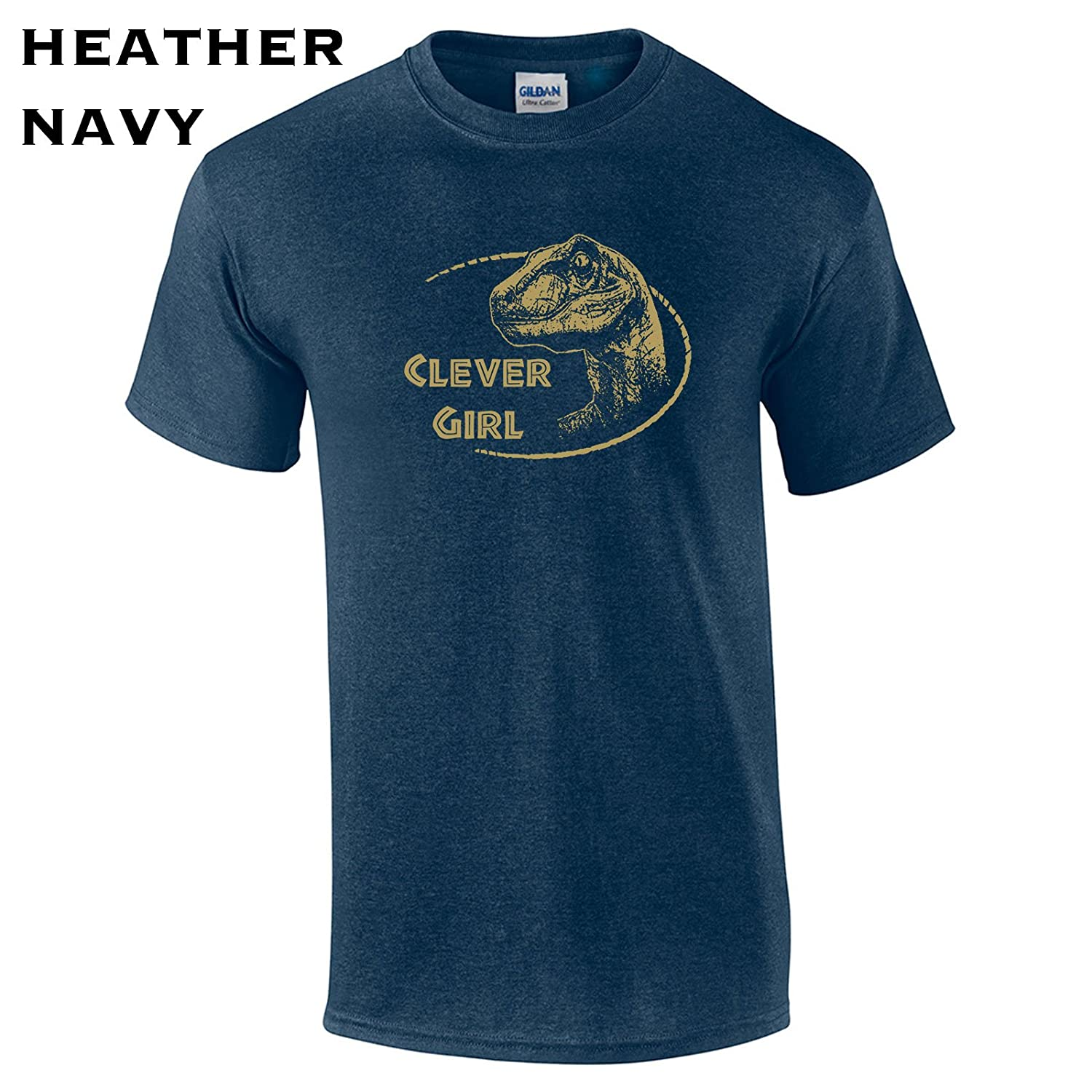 375 Clever Girl Funny Men鈥檚 T Shirt