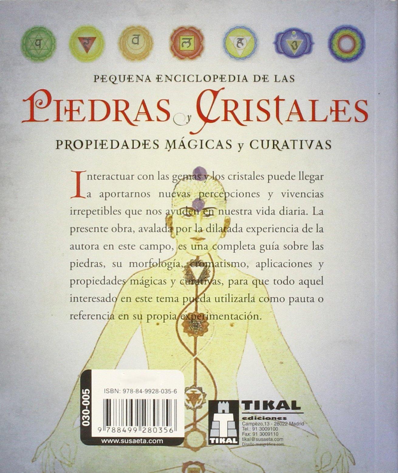 Piedras Y Cristales (Pequeña Enciclopedia): Amazon.es: Galiana, Helena: Libros