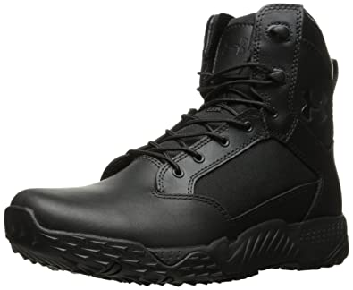 bdbd59877301 Under Armour Womens Stellar Military and Tactical Boot 001 Black