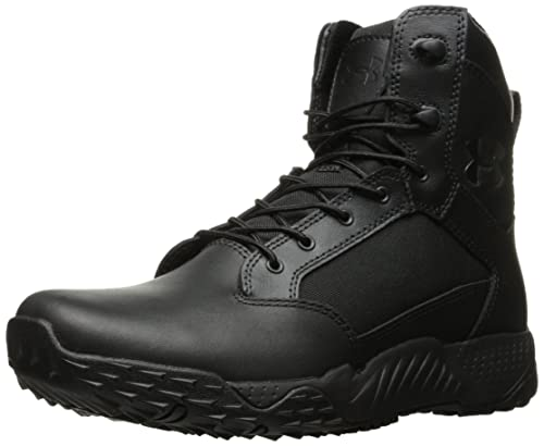 Under Armour Womens Stellar Military and Tactical Boot 001/Black, ...
