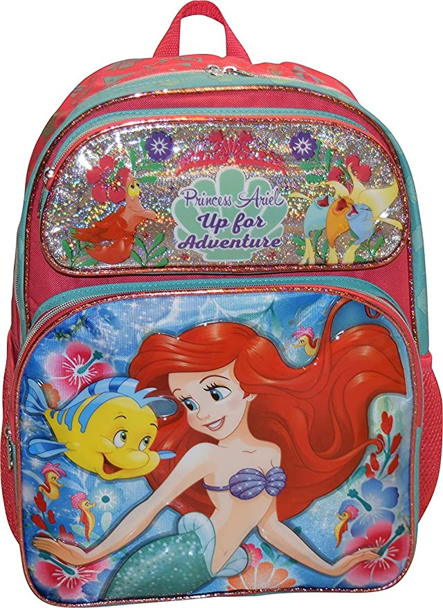 Amazon.com   Disney Girls The Little Mermaid Ariel 16