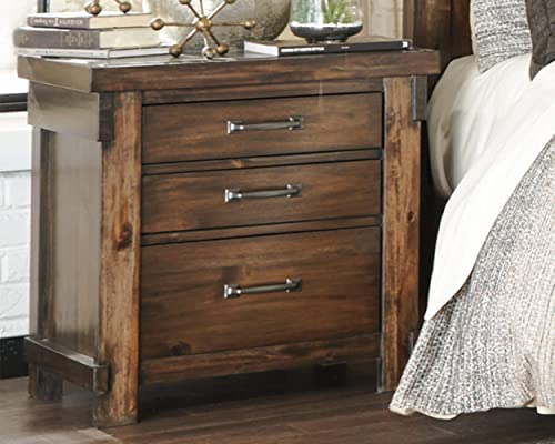 Signature Design Modern Nightstand
