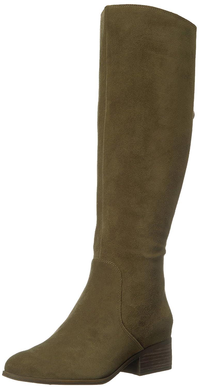 Lucky Brand Women's Lanesha Equestrian Boot B072KLG92K 10 B(M) US|Ivy Green