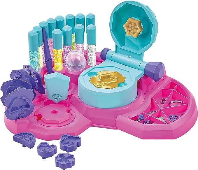 Aqua Crystals Deluxe Design Studio, Multicolor (Hogwild 1670): Amazon.es: Juguetes y juegos