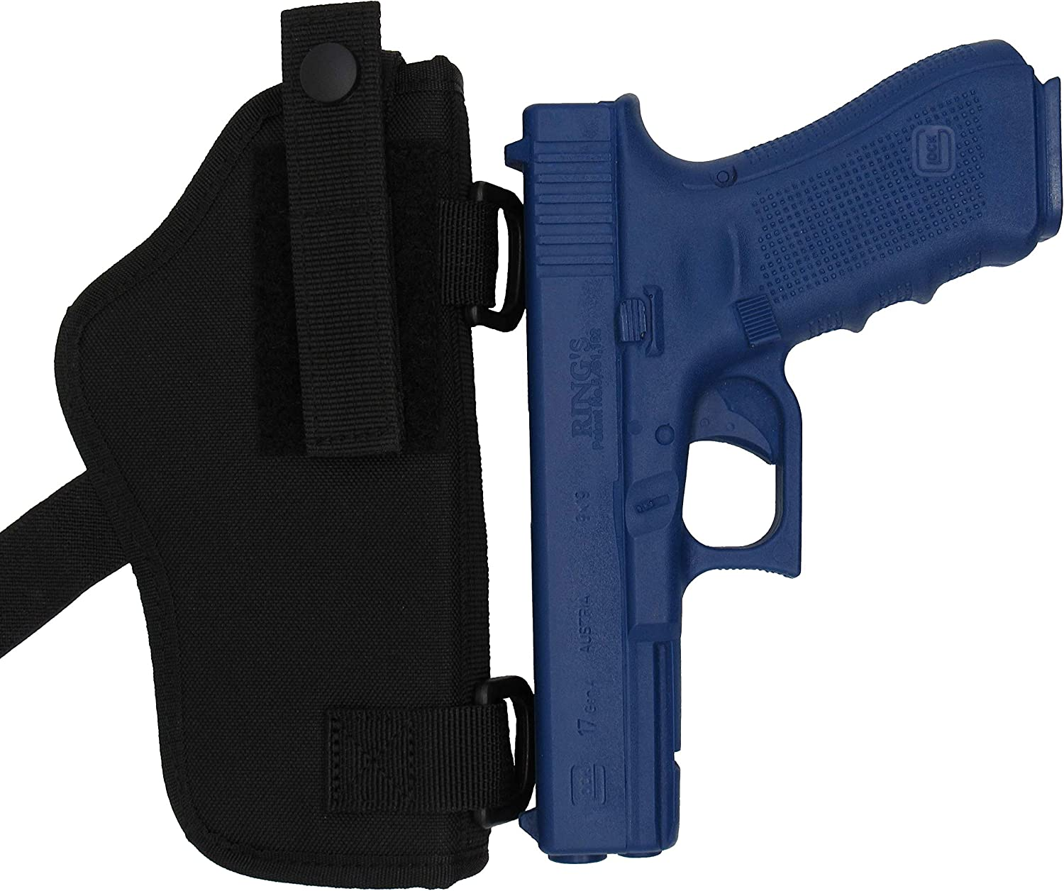 10mm 9mm KING HOLSTER Shoulder Holster fits ROCK ISLAND 1911 45 ACP 40 S/&W