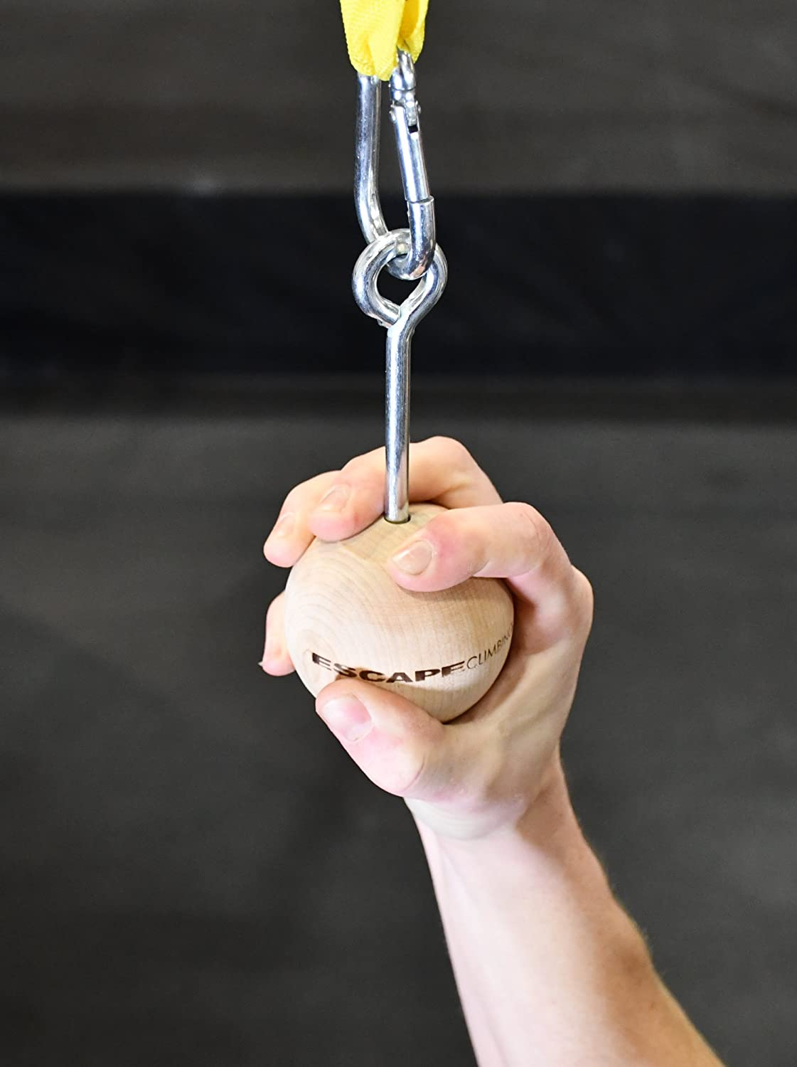 """Escape Climbing 3"""" Wood Power Ball Pack 
