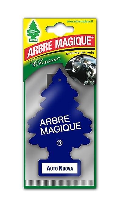 9 opinioni per Tavola 102278 Profumo per Auto Arbre Magique Auto Nuova