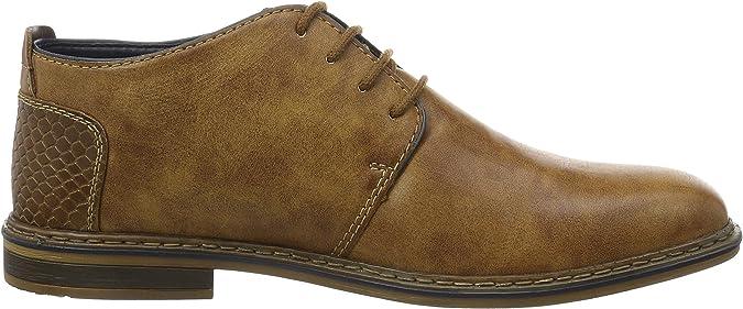 Rieker Herren B1732 Desert Boots, Braun (PeanutMoganoNavy Z7BSE