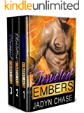 Jeweled Embers Box Set: The Beginning of Dragons