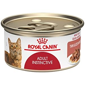 Royal Canin Feline Health Nutrition Adult Instinctive Thin Slices