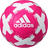 adidas unisex-adult Starlancer V Club Ball Shock Pink/White 3