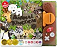 BEST LEARNING Book Reader Animal Kingdom - Educational Sound Book to Learn About Animals