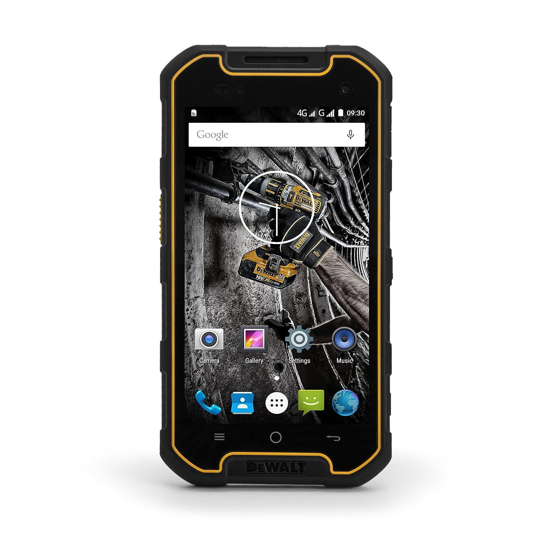 DeWalt MD501 16GB Dual-SIM SIM-Free Android Smartphone - Black