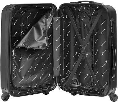 Stoffauskleidung Packenger Kofferset Test