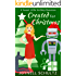 Created for Christmas (A Sweet Little Holiday Romance Book 1)