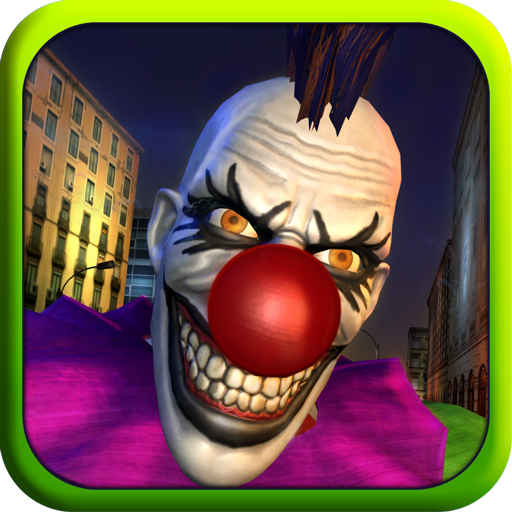 Scary Halloween Apps (Scary Clown : Halloween Night)