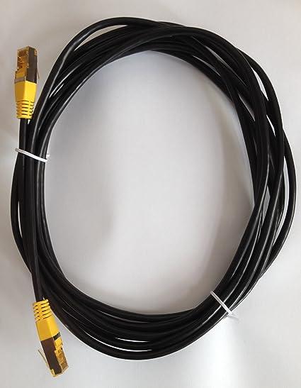 4m Profesional CAT6 Cable Network ~ Calidad superior (100% de alambre de cobre)