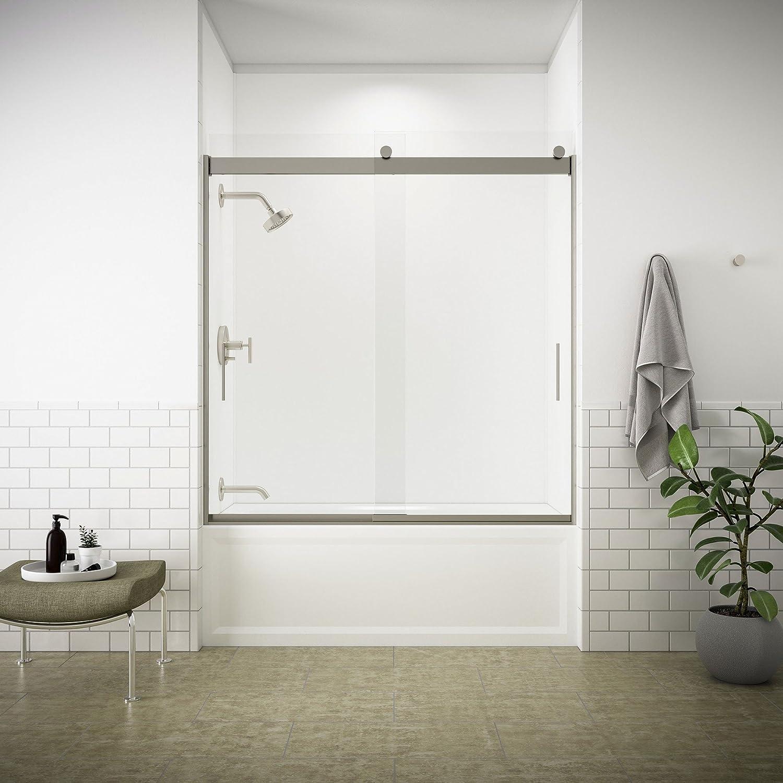 Kohler K 706000 L Mx Levity Bypass Bath Door With Handle And 14