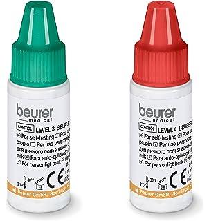 Beurer - Solución de control de glucemia (nivel 3 y 4, para GL 44