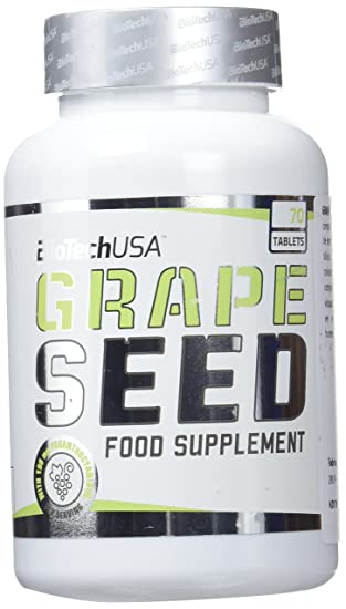 Biotech Grape Seed Vitaminas y Minerales - 70 Tabletas: Amazon.es: Salud y cuidado personal