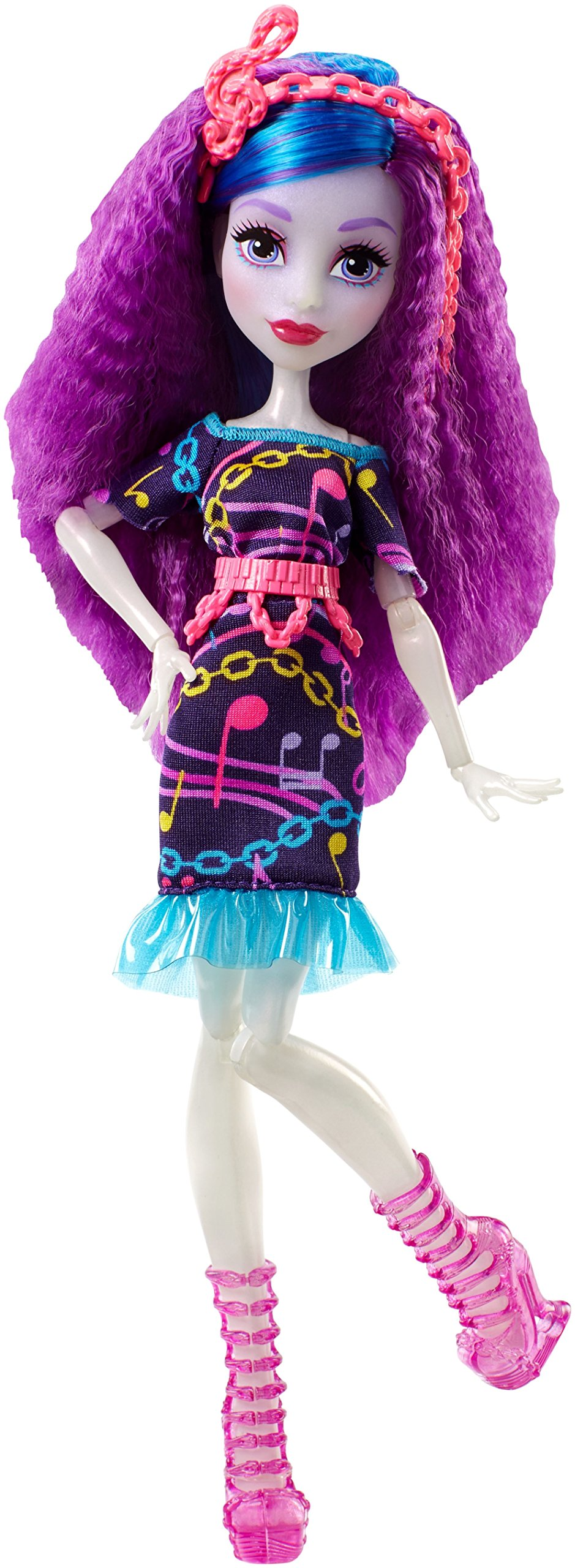 Monster High Electrified Hair-Raising Ghouls Ari Hauntington Doll by Monster High