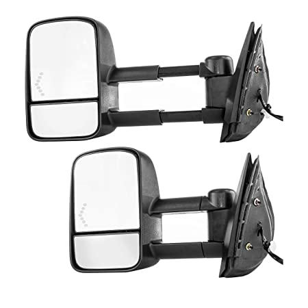 New Driver Side Mirror For Chevrolet Suburban 1500 2007-2014