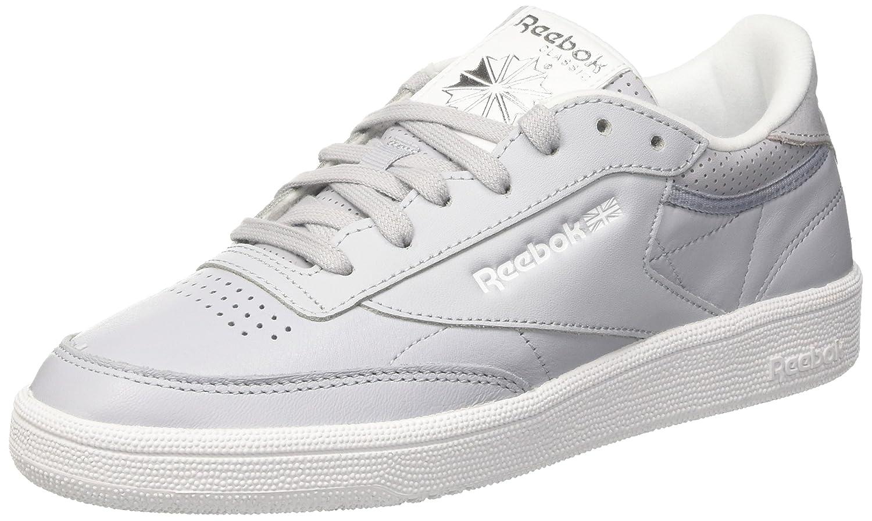 9161236c4d6a05 Reebok Club C 85 Womens Sneakers Grey  Amazon.com.au  Fashion