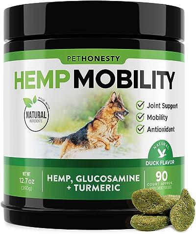 PetHonesty Hemp Hip & Joint Supplement