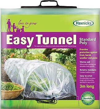 High Quality Tierra Garden 50 5050 Haxnicks Easy Poly Tunnel Garden Cloche, Standard